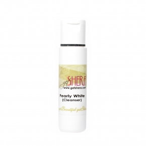 7. GETSHERA | Pearly White Cleanser