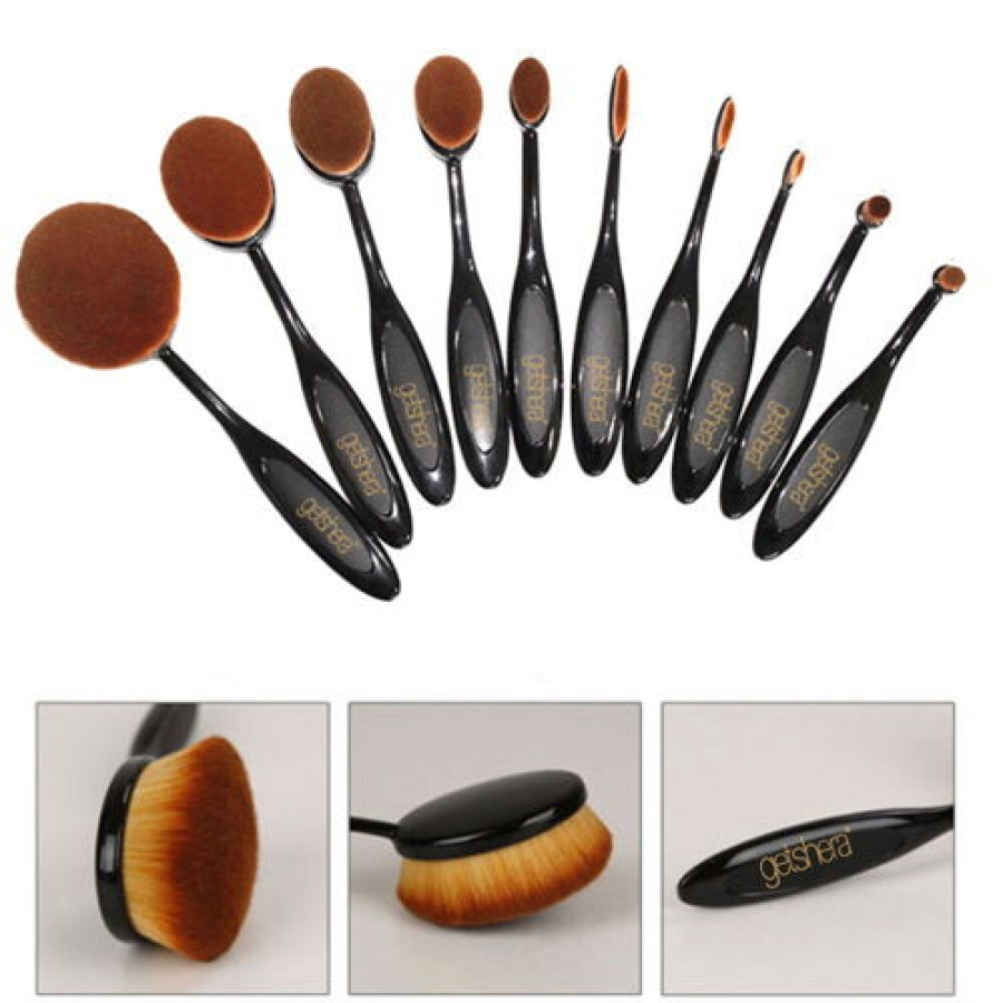 GETSHERA | Oval Brush